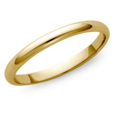 forgyldt ring uden sten